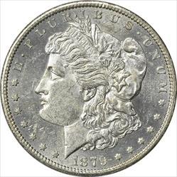 1879-O Morgan Silver Dollar MS60 Uncertified