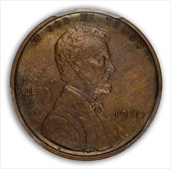Cent Lincoln Wheat
