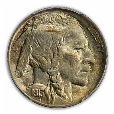 Nickel Five-Cent Buffalo