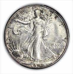 Half Dollars Walking Liberty