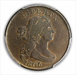 Half Cents Draped Bust
