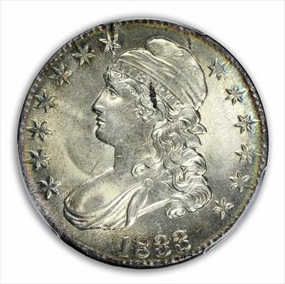 Half Dollars Capped Bust