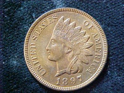1897-INDIAN HEAD