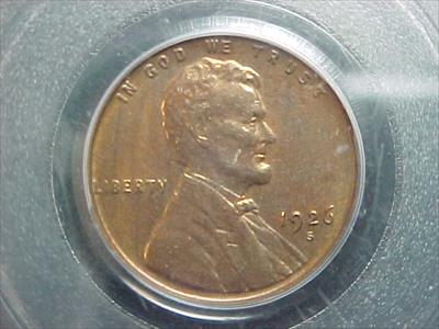 1926-LINCOLN CENT