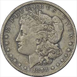 1878-CC Morgan Silver Dollar VF Uncertified