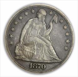 Dollars Liberty Seated
