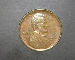 1911 LINCOLN WHEAT CENT