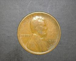 1911-S  LINCOLN WHEAT CENT