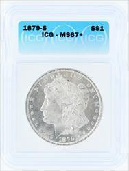 1879- S$1 MORGAN