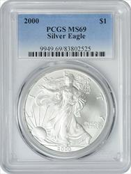2000 American  Eagle  PCGS