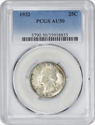 1932 Washington  Quarter  PCGS