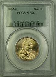 2007-P Sacagawea $1 Dollar Coin PCGS