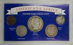 1912 Americana Series Yesteryear Coin Collection