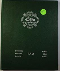 1974 Complete GREEN FAO 31-Coin World Album As Issued Food & Agriculture
