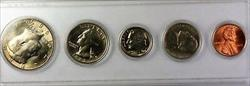 1985 P & D US Uncirculated Year Set with Kennedy Half 5 Brilliant Coins Total