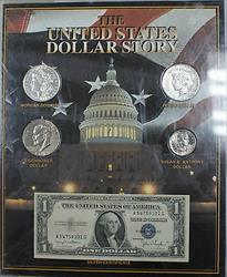 The United States Dollar Story $1 Set