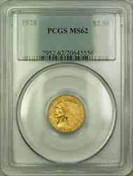 1928 Indian $2.50   PCGS