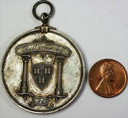 1911 Harvard Institute of 1770 Silver Medal R Williams Medal/Pendant