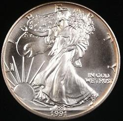 1991 American  Eagle ASE BU in Deluxe Case