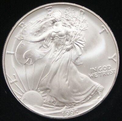 1995 American  Eagle ASE BU in Deluxe Case
