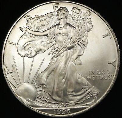 1996 American  Eagle ASE BU in Deluxe Case