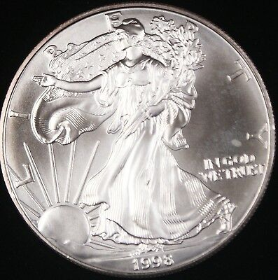 1998 American  Eagle ASE BU in Deluxe Case