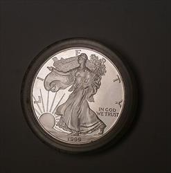 1999 American  Eagle (ASE) Gem Proof  $1