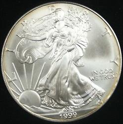 1999 American  Eagle ASE BU in Deluxe Case