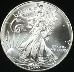 2000 American  Eagle ASE BU in Deluxe Case