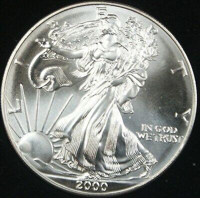 2000 American  Eagle ASE BU in Deluxe Case