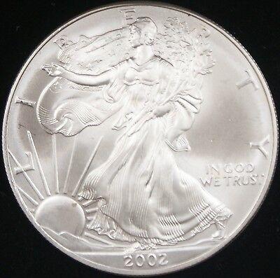 2002 American  Eagle ASE BU in Deluxe Case