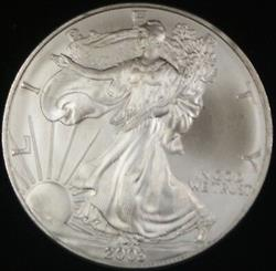 2003 American  Eagle ASE BU in Deluxe Case