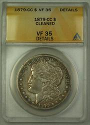 1879 CC Morgan   $1 ANACS Details JMX
