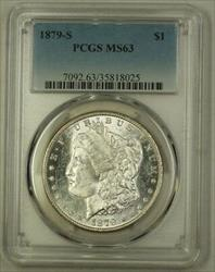 1879 S US Morgan   $1  PCGS (D) 4