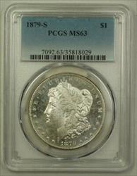 1879 S US Morgan   $1  PCGS (Proof Like) (B) 4