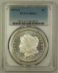 1879 S US Morgan   $1  PCGS (Proof Like) (BB) 4