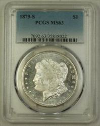 1879 S US Morgan   $1  PCGS (Proof Like) (C) 4