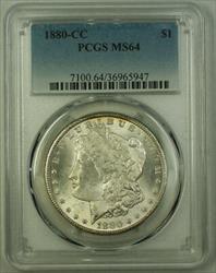 1880 CC Morgan   $1  PCGS RJS