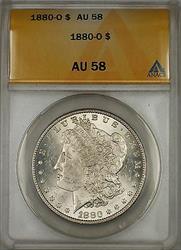 1880 O Morgan   $1 ANACS (Better ) (6B)