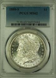 1880 S Morgan   $1 PCGS (Better ) (14b)
