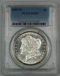 1895 O Morgan    PCGS (Choice)(Proof like) *Key Date*