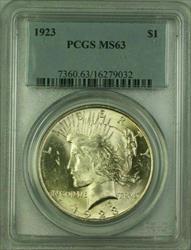 1923 Peace   $1  PCGS (16) K
