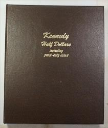 1964 97 Kennedy Half  Complete Dansco  Album w/ Proof Only Issues 8166