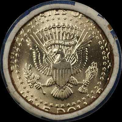 2002 D Kennedy Half  $10 OBW Roll American s
