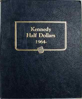 Kennedy Half s 1964 2001 Album 50C  Whitman Classic #9127