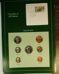 Coin Sets of All Nations Isle of Man