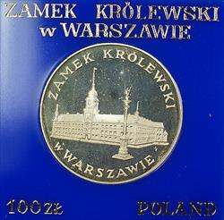 1973 Poland 100 Zloty Silver Gem Proof Commemorative Zamek Krolewski Coin