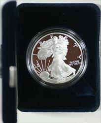 2004 W American Eagle 1 oz  Proof  with OGP and COA