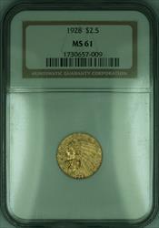 1928 Indian Quarter Eagle $2.50   NGC (KD)
