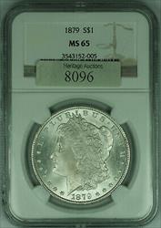 1879 Morgan   $1  NGC (RP)
